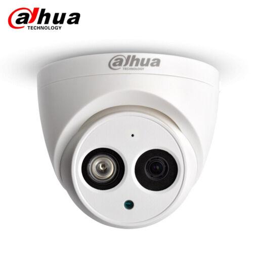 Dahua 4MP POE IPC-HDW4433C-A Built-in MIC /& Wall Bracket CCTV IP Security Camera