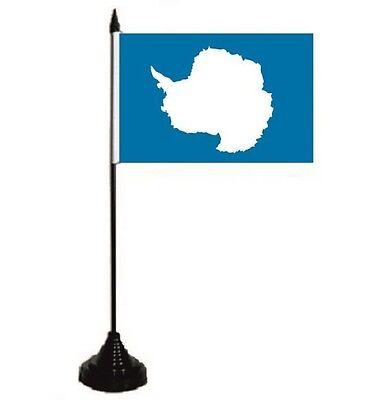 Miniflag Antarktis 10 x 15 cm Fahne Flagge Miniflagge