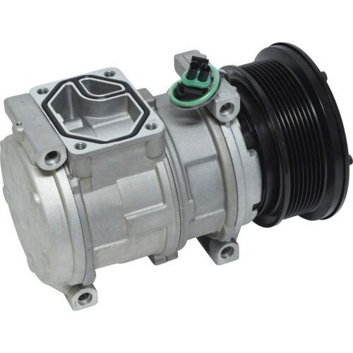 4710452 Denso 4471705074 NEW A//C AC Compressor Replaces John Deere AT211063