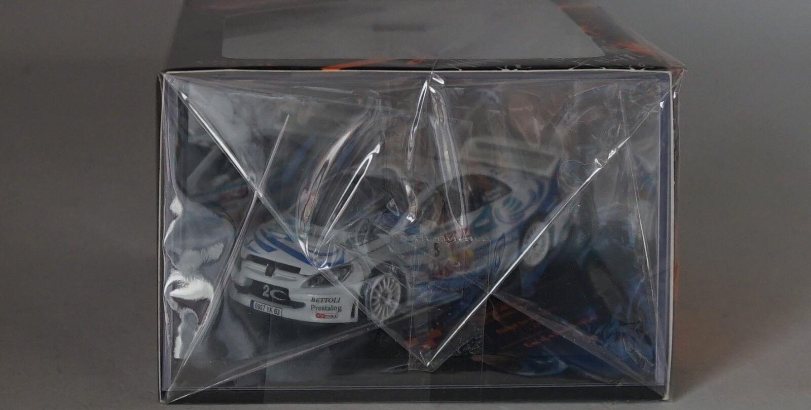 Vitesse 43045 Peugeot 307 WRC  5 Sarrazin - Renucci Rally Du Var 2011 1 43