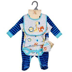 edd90f9ab38ec Ensemble cadeau de naissance bébé garçon pyjama velours body bonnet ...