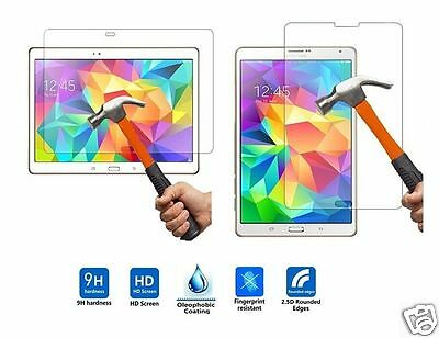 "TEMPERED GLASS SCREEN PROTECTOR LCD GUARD FOR SAMSUNG GALAXY TAB S 10.5"" T-800"