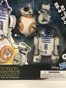 Hasbro Star Wars Galaxy of Adventures Action Figures NEW IN STOCK R2-D2 Droid