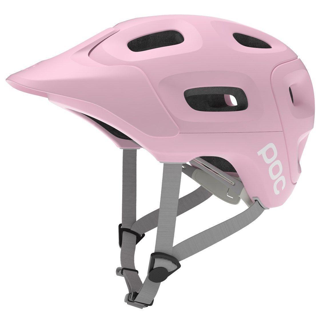POC Trabec Outdoor sport Ski Bike Helmet Ytterbium Pink M-L 340gr , US Seller