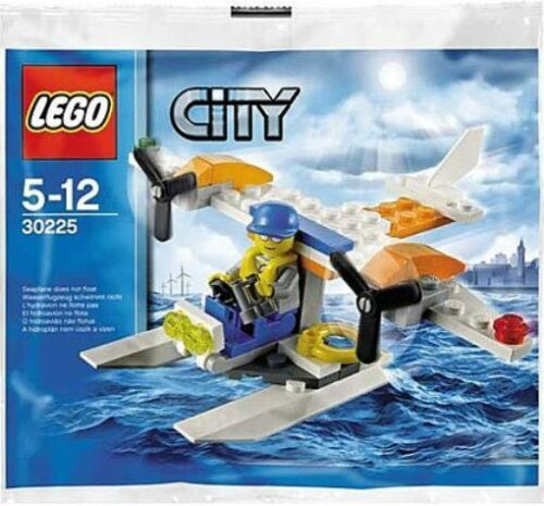 Lego City 30225 Coast Guard Seaplane New Sealed