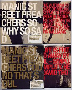 MANIC-STREET-PREACHERS-So-Why-So-Sad-Found-That-Soul-UK-2-x-CD-single-set