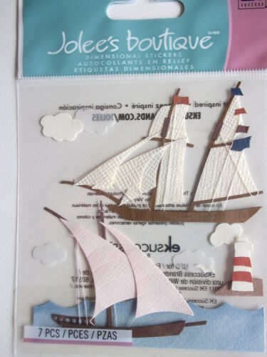 Jolee/'s Boutique Adesivi-Nautico Navi a vela di viaggio