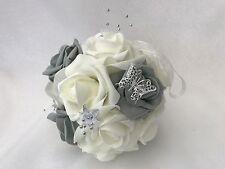 Xo Bouquets Flowergirl Wand Bouquet Seashell