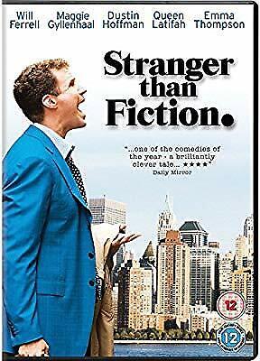 Stranger Than Fiction [DVD] [2006], , Used; Good DVD