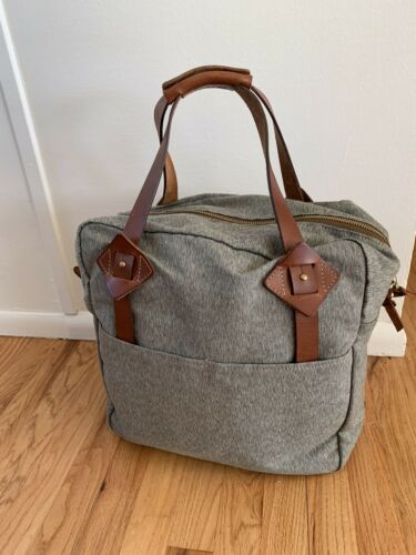 Tanner Goods Everyday Tote Bag - SALT & PEPPER