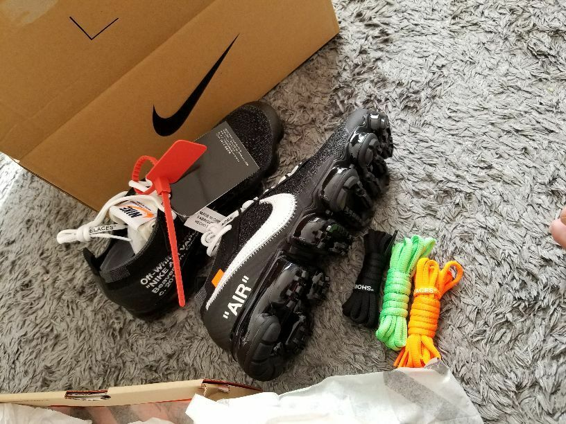 Nike off-white the ten Vapor Max from japan (5476