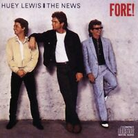 Huey Lewis, Huey Lewis And The News - Fore [new Cd] on Sale