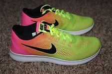 Mens Nike Free RN OC Shoes Size 10.5  NIB Multi Color 844629 999