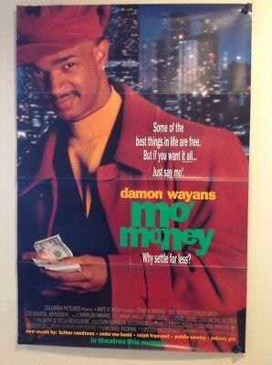 """Money Poster 27/""""x40/"""""""