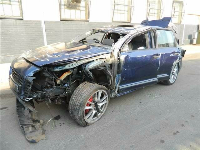 2009 Cayenne GTS stripping for parts