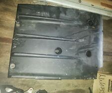 2002-2007 subaru impreza wrx oem rear diffuser  skid plate underbody