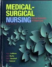 Medical-Surgical Nursing : Critical Thinking in Patient Care by Paula Gubrud,...
