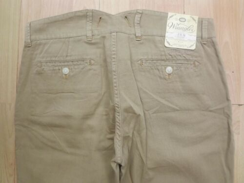 W34 248 Jeans Chino originale Jen l30 Wrangler qp1ftt