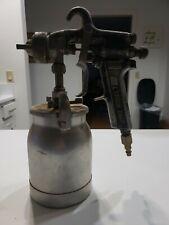 Binks Model 7 Paint Spray Gun Used Made In Usa Serial No 958181