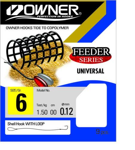 FRL-354 Owner Universal Feeder - Feederhaken Vorfachhaken