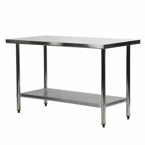 FDW Commercial Kitchen Work Table (24\