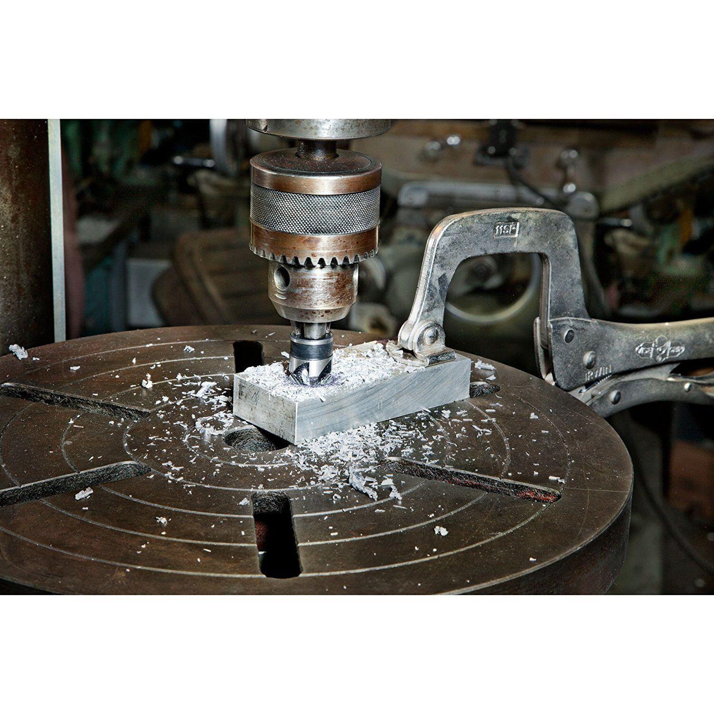 IRWIN Countersink Drill Bit Set for Metal 5-Piece 1877793