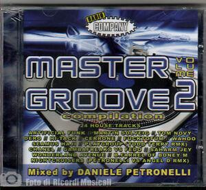 MASTER-GROOVE-2-COMPILATION-SIGILLATO-Radio-Company