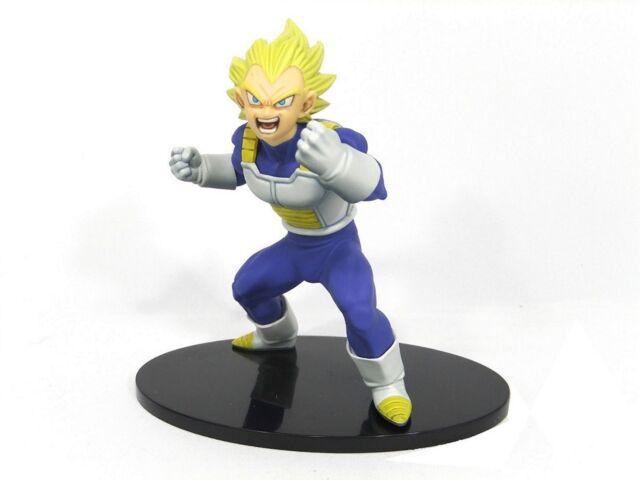 Banpresto Dragon Ball Z Dokkan Battle 4th Anniversary Figure SS4 Vegeta BP39121