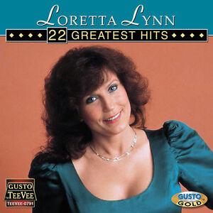 Loretta-Lynn-22-Greatest-Hits-New-CD