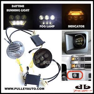 DBMOTOR-15-16-Silverado-2500-3500-LED-Fog-Lamp-with-Daytime-Running-amp-Indicator