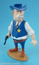 Figurine Le Sheriff   LEBLON DELIENNE Neuf  no tintin