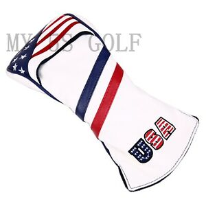 USA-Stars-Stripes-Driver-Fairway-Wood-Hybrid-Headcover-for-Golf-PING-CALLAWAY