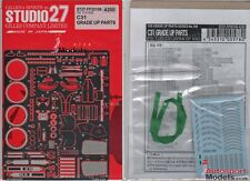 1/20 Studio 27 Sauber C31 Ferrari photo etch detailing set ~ S27FP20109