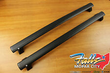 2011-2017 Jeep Grand Cherokee Removable Roof Rack Cross Rails Bars Mopar OEM