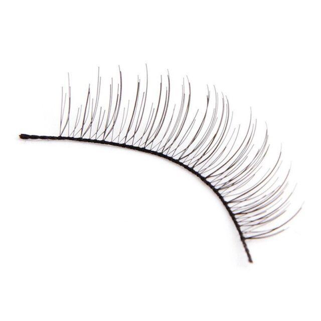10 Pairs Handmade False Eyelashes Natural Long Thick Fake Eye Lashes