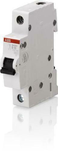 10 Amp S201U-K10 Circuit Breaker ABB UL489 S201UK10 240V 1 Pole
