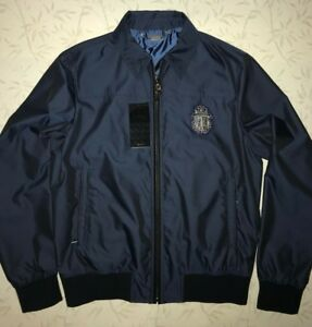 Details about Billionaire Italian Couture jacket blue Size 52 = L Made in Italy
