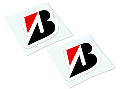 BRIDGESTONE Classic Retro Car Motorcycle Decals Stickers