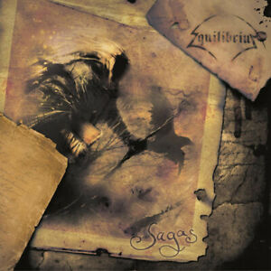 EQUILIBRIUM-Sagas-2008-13-track-CD-album-NEW-SEALED