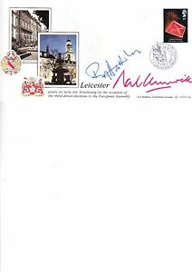 NEIL KINNOCKROY HATTERSLEY AUTOGRAPHED FIRST DAY COVER - <span itemprop=availableAtOrFrom>Halesworth, United Kingdom</span> - NEIL KINNOCKROY HATTERSLEY AUTOGRAPHED FIRST DAY COVER - Halesworth, United Kingdom
