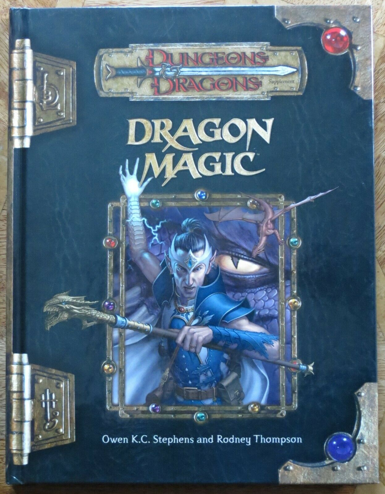Dungeons & Dragons - Dragon Magic D20 Excellent Condition - AD&D (2006)