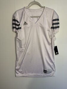 Details about Adidas Audible Jersey Adult 7379A Size Large White