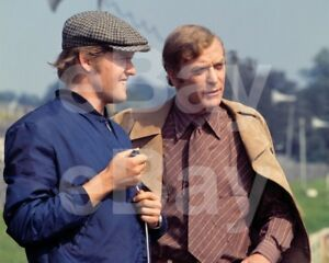 The-Italian-Job-1969-Michael-Caine-Michael-Standing-10x8-Photo