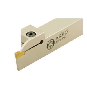 Akko-Outil-a-Gorge-ADKT-151-22-R-20x20-T20-pour-Plaquettes-151-2-4-Neuf