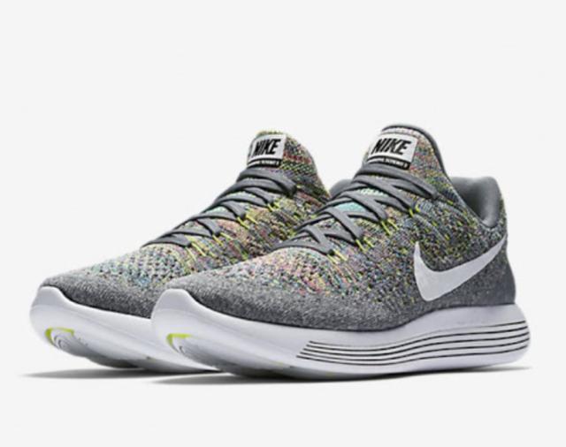 Acostado constantemente jurado  Nike Lunarepic Low Flyknit 2 Running Shoe Size 12 Cool Grey 863780 003 for  sale online   eBay