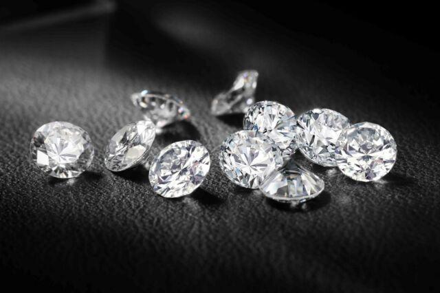 Edible Diamonds - Sugarcraft Cake Decorations