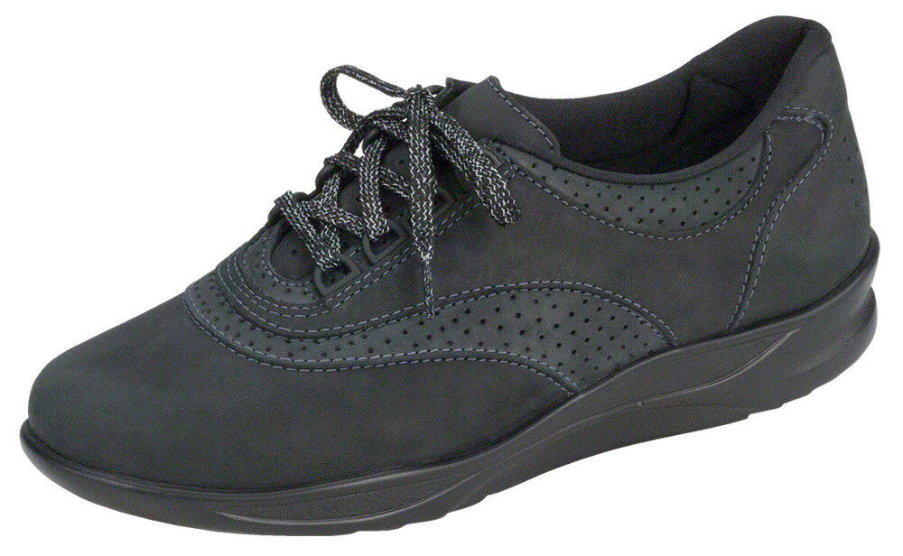 SAS chaussures Walk Easy noir noir noir 6.5 M Medium Free Shipping Brand New In Box SAVE BIG    f6738c