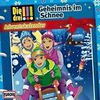Drei !!! Adventskalender 2015 - Geheimnis im Schnee (Ausrufezeichen) (2015)