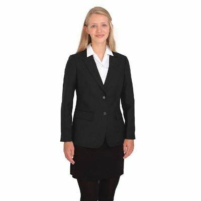 Womens Ladies Formal Blazer Office Work Wear Suit Smart Fashion Plus Size