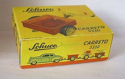Modestil Repro Box Schuco Ingenico Carreto 5330 Spielzeug Autos & Lkw